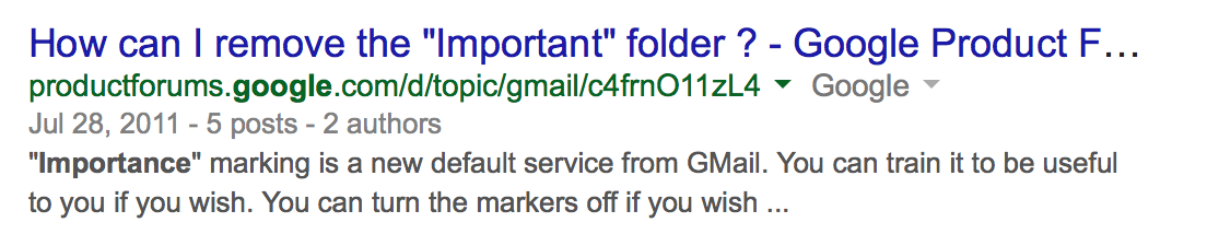 important-folder