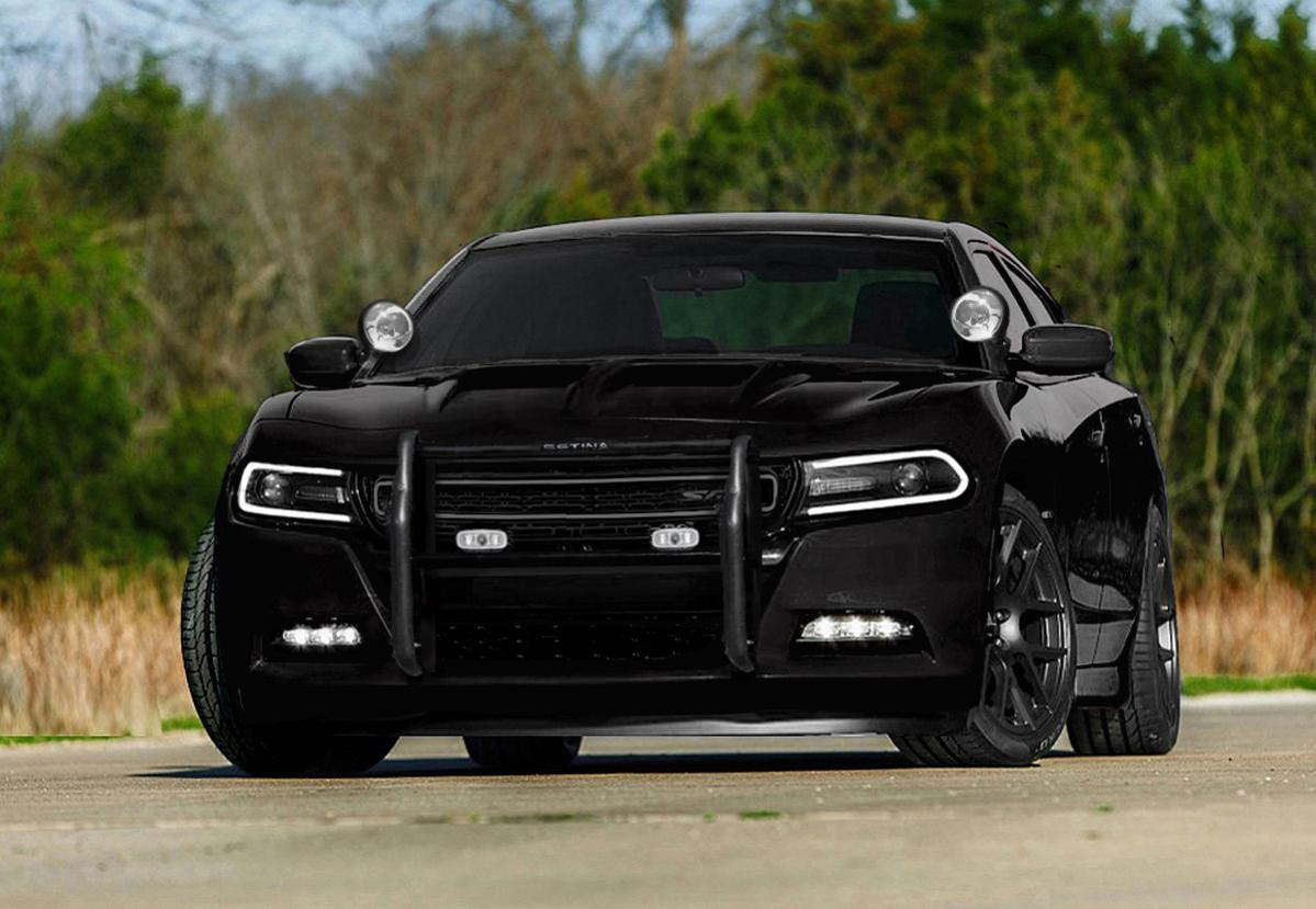 Black-charger
